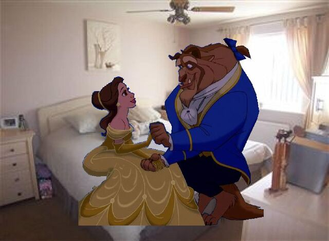 File:Belle and Beast Pictures 16.JPG