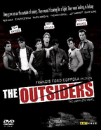 The Outsiders Dvd