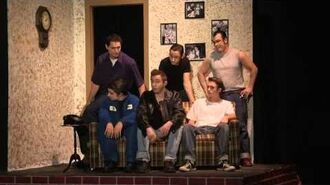 The Outsiders (2014) The Greasers