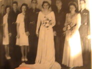 John and Lenas wedding party