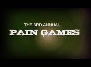 3rd Pain Games