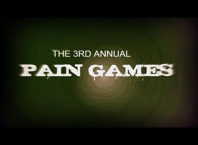 File:3rd Pain Games.jpg