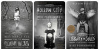 Peculiar Children series