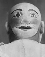 Painted head