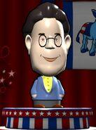 Al Franken in The Political Machine 2012