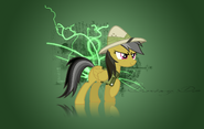 Daring do wallpaper by vexx3-d4v4m0o