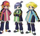 The Rowdyruff Boys