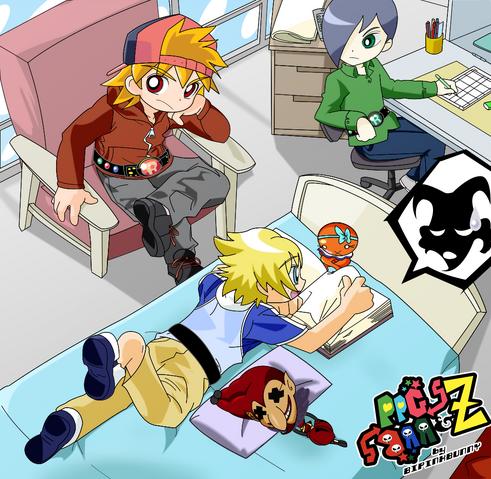 File:RRBz-doing-homework-powerpuff-girls-z-and-the-rowdyruff-boys-z-20826379-1024-1000.png