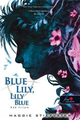 Blue Lily, Lily Blue, Hungarian cover