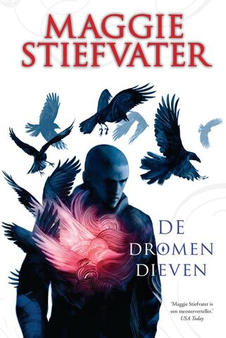 File:The Dream Thieves, Dutch cover.jpeg