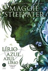 Blue Lily, Lily Blue, Portuguese cover