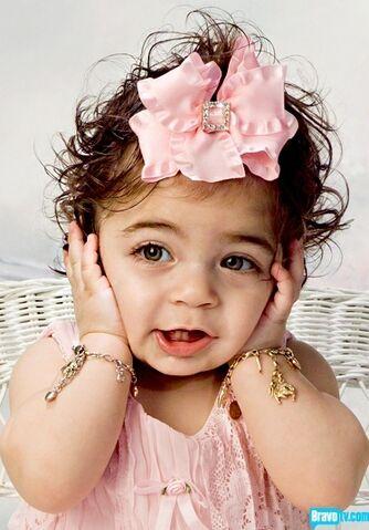 File:Milania Giudice (Baby).jpg