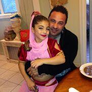 Joe and Milania Giudice
