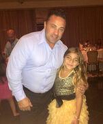 Milania and Joe Giudice