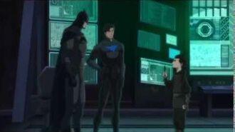 Son of Batman Batman's Parenting Style