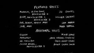 S8E01 One Space Day at a Time Credits