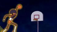 S3E16 God Of Basketball Shots