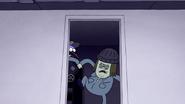 S4E23.051 Muscle Man Kicking Down the Door