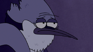S5E01.001 Sad Face Mordecai