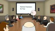 S7E17.116 Pops Doing a Business Presentation