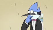 S6E28.075 Mordecai Realizing He's Making His Relationship Complicated