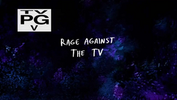 Rage Against The TV Title