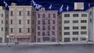 S7E09.064 Lightning at Benson's Apartment