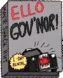 Ello Gov'nor box art
