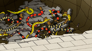 S6E26.040 Pit Full of Mullet Snakes
