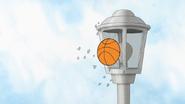 S5E10.056 A Basketball Destroying a Lamp Post