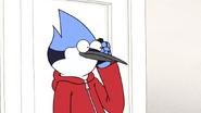 S6E10.075 Mordecai Receives a Call From CJ