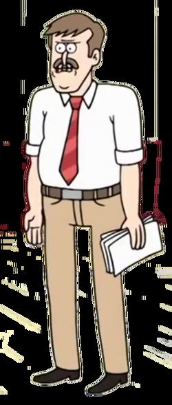 Principal Dean