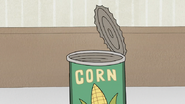 S7E24.187 Corny Watching Child Eating Corn