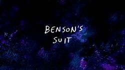S6E18 Benson's Suit Title Card