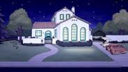 S6E01.205 Mordecai's Home at Night