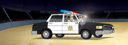 S4E24.150 Mint-Condition 1985 Police Cruiser