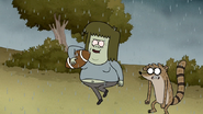 S7E08.016 Rigby Mad at Muscle Man for the Interception