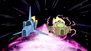 M01.094 Future Rigby's Ship Going to Time Warp