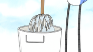 S4E27.063 Mordecai Dipping a Mop