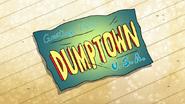 S7E01.016 Dumptown USA Postcard