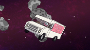 S8E09.191 Asteroid Hitting the Food Truck