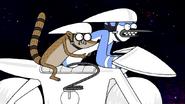S7E11.218 Mordecai and Rigby Riding Hard