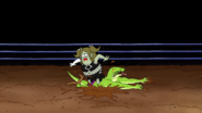 S5E36.096 Starla Taking Down Hissy Fit