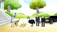 S6E24.169 Mordecai, Rigby, and Baby Ducks OOOOHH!