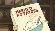 S8E19.165 Mash Potatoes with Garlic