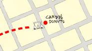 S4E34.052 Candy's Donut on the Map