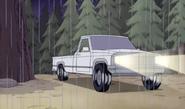 Park rangers truck