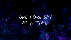 S8E01 One Space Day at a Time Title Card