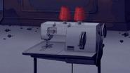 S5E09.023 A Diamond Crown Stitch Horse 5000 Double Diamond Series Sewing Machine