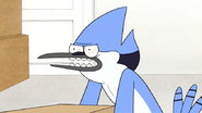 S4E30.002 Mordecai's Lifting Face